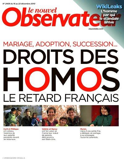 droits des homos